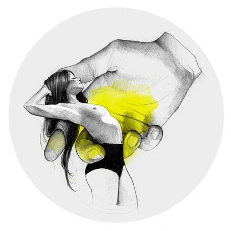 """Hand"" - 21x21cm"