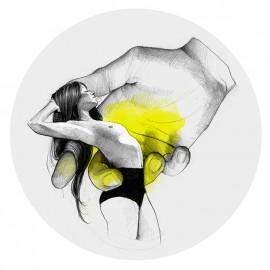 """Hand"" - 30x30cm"