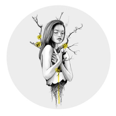 """""""Branch"""" - 30x30cm"""