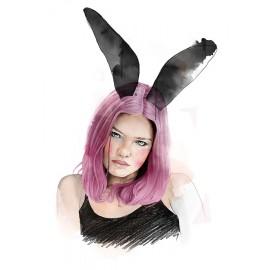 """""""Bunny"""" - A4"""